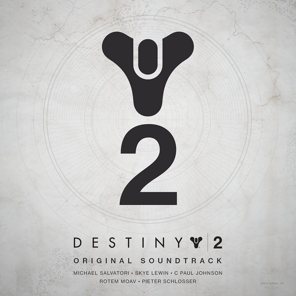 Destiny 2 Original Soundtrack Digital Edition