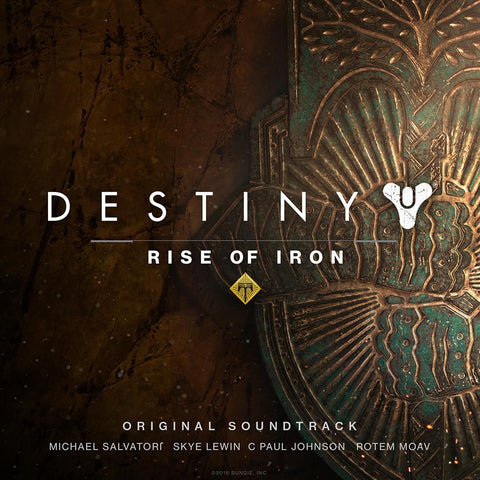 Destiny: Rise of Iron Original Soundtrack Digital Edition