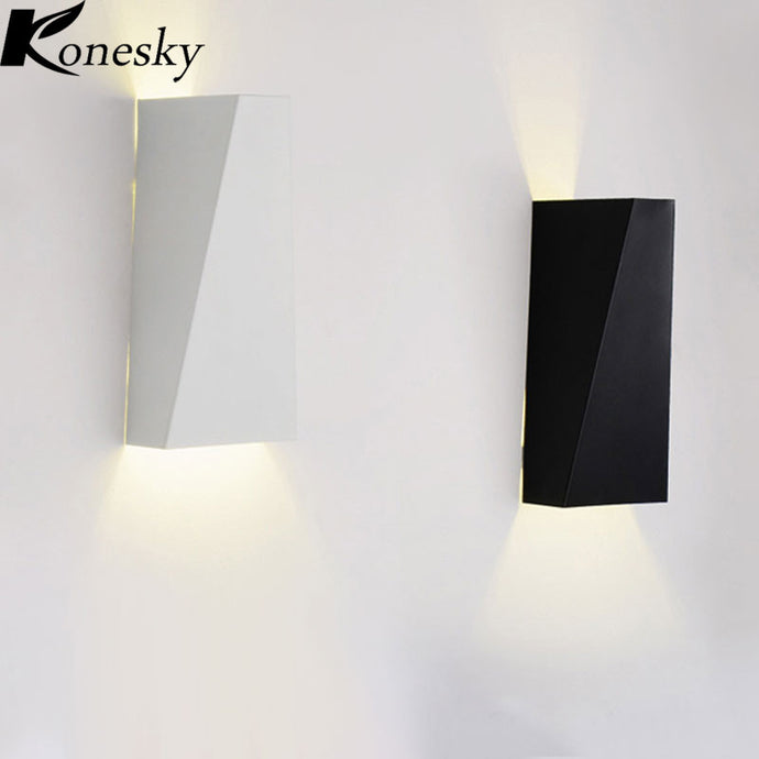 Konesky  Lamp 10W LED Lampada  da muro for Home
