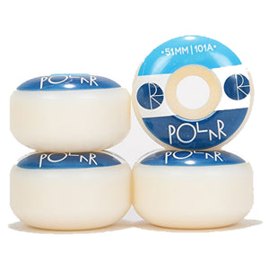 Polar Fill Logo wheels 51mm