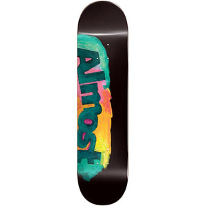 Almost Side Smudge Black deck 8.5""