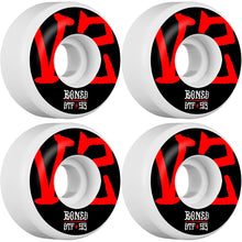 Load image into Gallery viewer, Bones STF Series Annuals V2 wheels 53mm