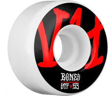Load image into Gallery viewer, Bones STF Series Annuals V4 wheels 53mm