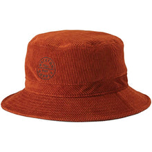 Load image into Gallery viewer, Brixton Oath bucket hat amber
