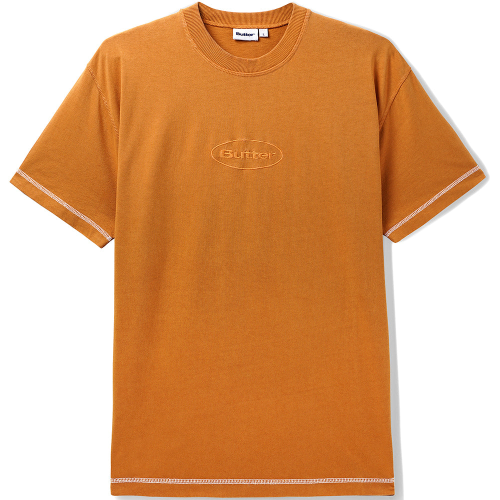 Butter Goods Chain Stitch Tee oak