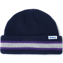Load image into Gallery viewer, Butter Goods Knox beanie navy