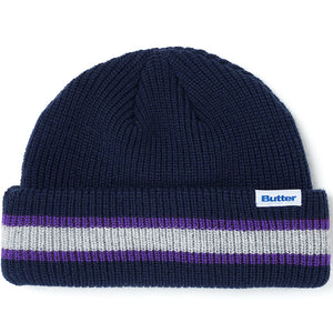 Butter Goods Knox beanie navy