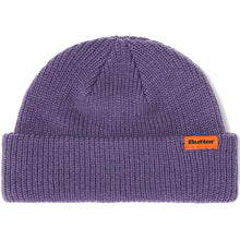 Load image into Gallery viewer, Butter Goods Wharfie beanie purple