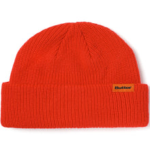 Load image into Gallery viewer, Butter Goods Wharfie beanie red