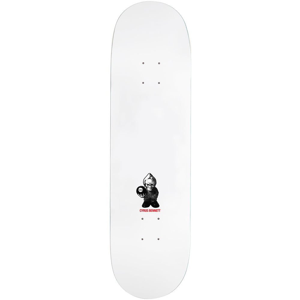 Call Me 917 Cyrus Bennett Skully deck 8.18