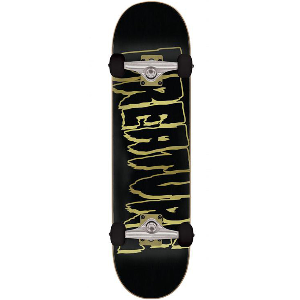 Creature Logo Outline Large SK8 complete skateboard 8.25
