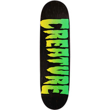 Load image into Gallery viewer, Creature Logo Stump deck 9""