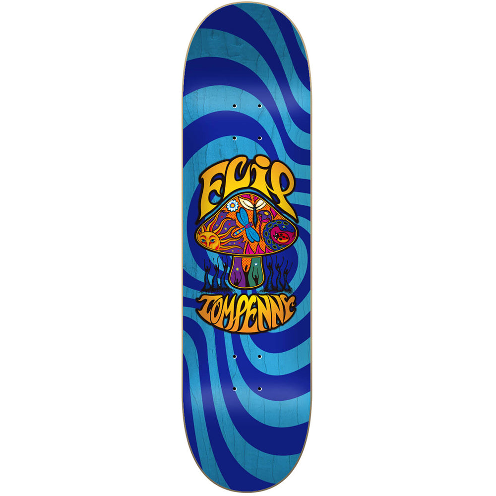 Flip Tom Penny Love Shroom Stained Blue deck 8