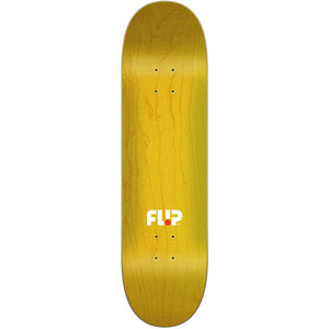 Flip Tom Penny Love Shroom Stained Green deck 8.25""