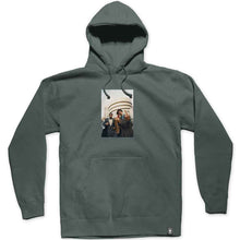 Load image into Gallery viewer, Girl Beastie Boys Spike Jonze Pullover Hood alpine green