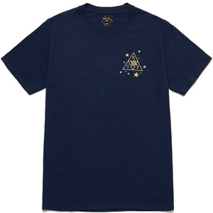 HUF x Smashing Pumpkins Starlight Tee navy