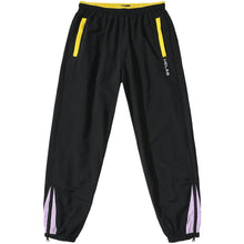 Load image into Gallery viewer, Hélas Nautique Tracksuit Pant black