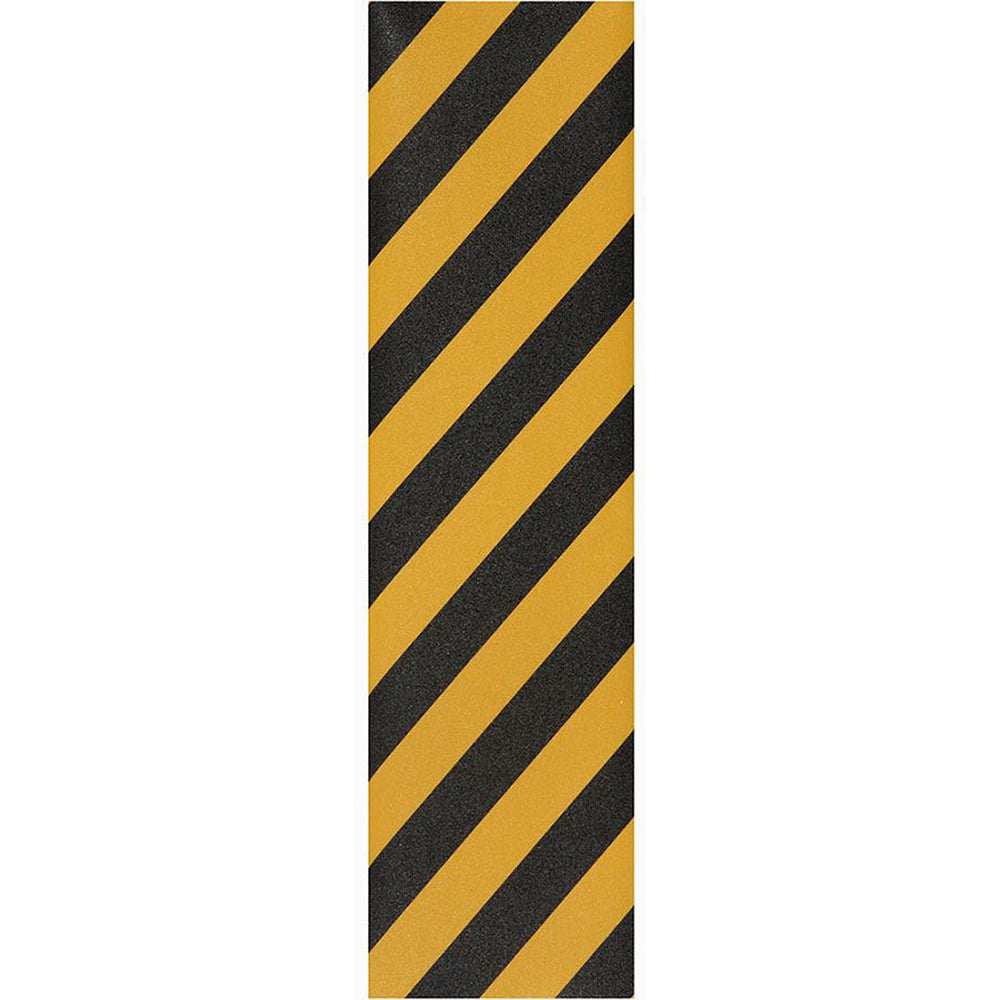 Jessup Griptape Colours black/yellow stripe sheet 9