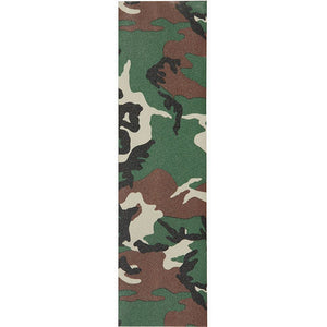 "Jessup Griptape Colours camouflage sheet 9"" x 33"""