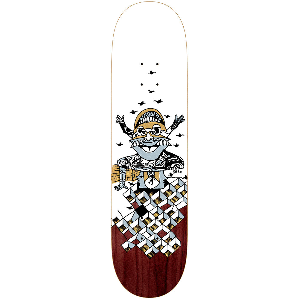 Krooked Sebo Walker Puppet deck 8.06