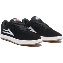 Load image into Gallery viewer, Lakai Manchester XLK black suede