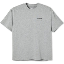 Load image into Gallery viewer, Last Resort AB World Tee heather grey