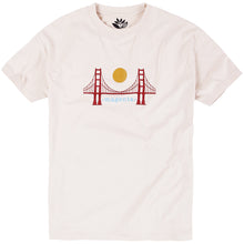 Load image into Gallery viewer, Magenta SF Tee natural