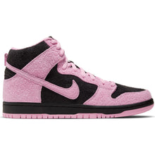 Load image into Gallery viewer, Nike SB Dunk High Pro Premium black/pink rise-lucky green-white