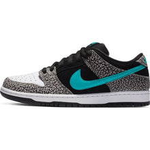 Load image into Gallery viewer, Nike SB Dunk Low Pro medium grey/clear jade-black-white
