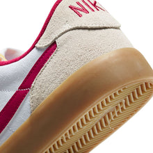 Load image into Gallery viewer, Nike SB Heritage Vulc summit white/cardinal red-white