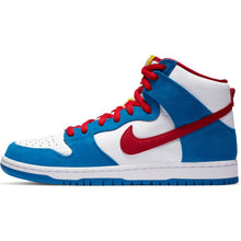 Load image into Gallery viewer, Nike SB Orange Label Dunk High Pro ISO light photo blue/university red