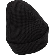 Load image into Gallery viewer, Nike SB Utility Waffle Beanie black