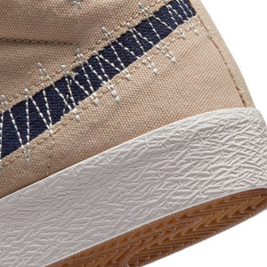 Nike SB Zoom Blazer Mid Premium sesame/mystic navy-sail-gum light brown