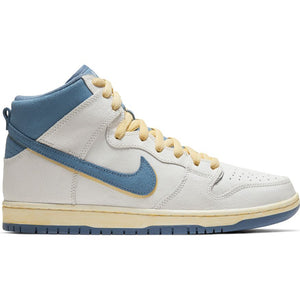 Nike SB x Atlas Dunk High Pro ISO light photo blue/university red