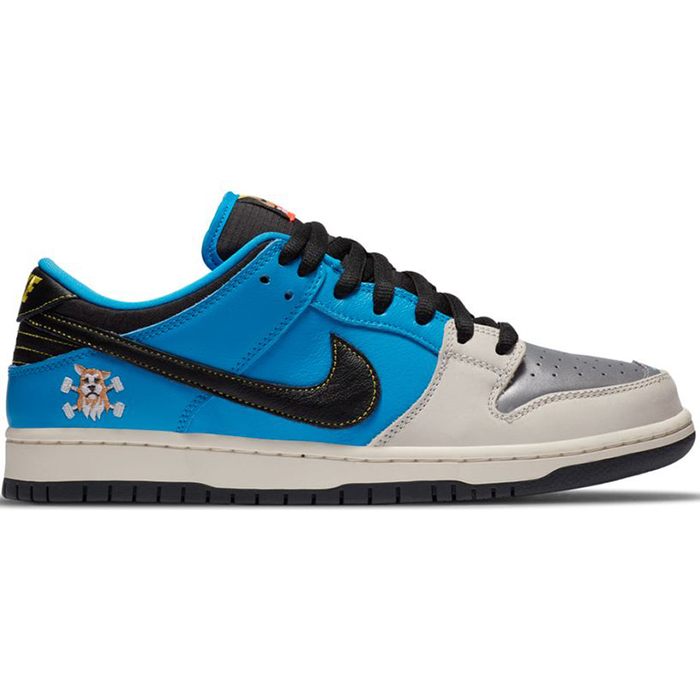 Nike SB x Instant Dunk Low Pro QS blue hero/black-pale ivory