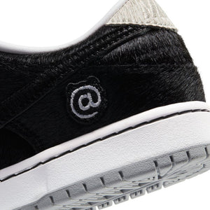 Nike SB x Medicom Dunk Low black/black-white kids'