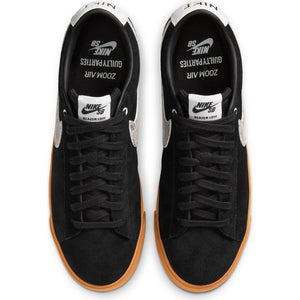 Nike SB x Wacko Maria Zoom Blazer Low GT QS black/light bone-white-gum medium brown
