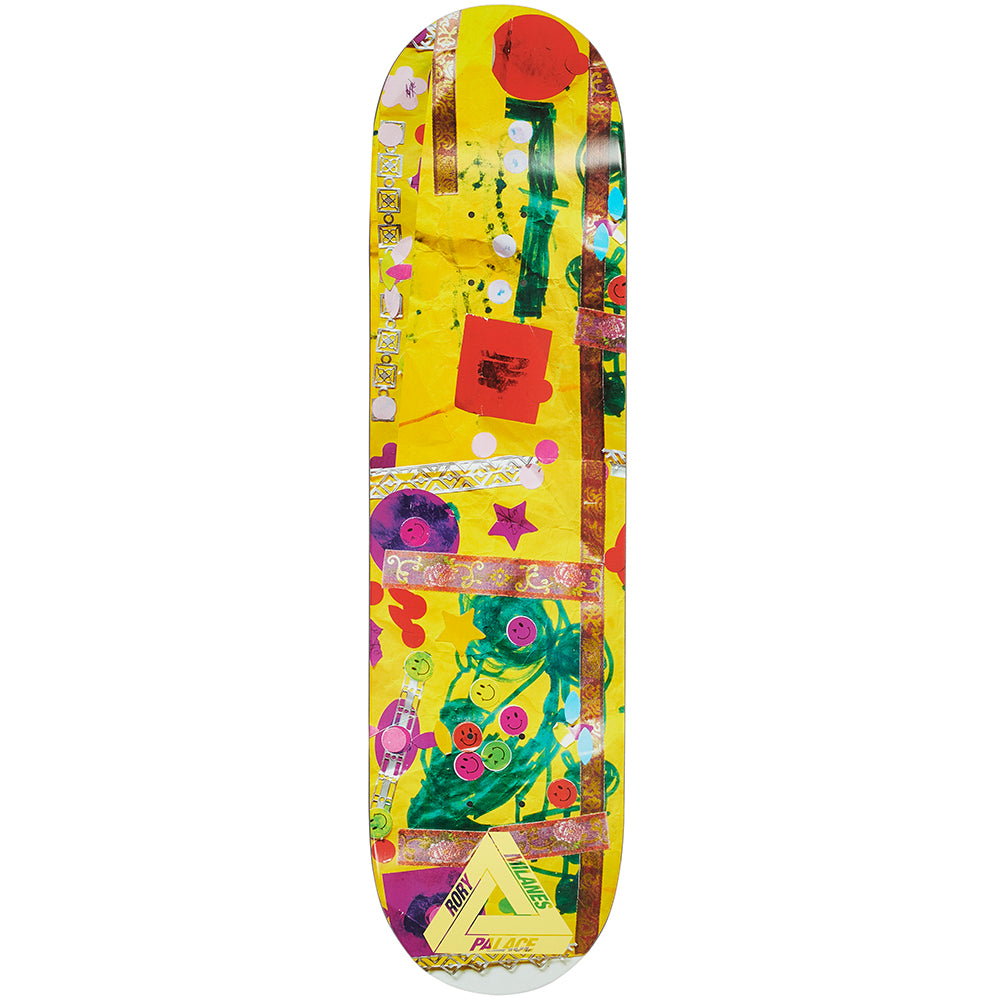 Palace Rory Milanes Pro S22 deck 8.06