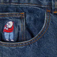 Load image into Gallery viewer, Polar Big Boy jeans dark blue