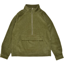 Load image into Gallery viewer, Pop Trading Company DRS Halfzip Jacket hunting green