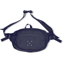 Load image into Gallery viewer, Pop Trading Company Hipbag navy