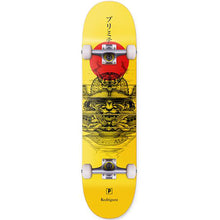 Load image into Gallery viewer, Primitive Paul Rodriguez Warrior complete skateboard 7.75""
