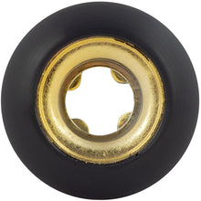 Load image into Gallery viewer, Ricta Nyjah Huston Chrome Core Slim 99a black/gold wheels 52mm