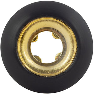 Ricta Nyjah Huston Chrome Core Slim 99a black/gold wheels 52mm