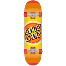 Load image into Gallery viewer, Santa Cruz Gleam Dot complete skateboard 8""