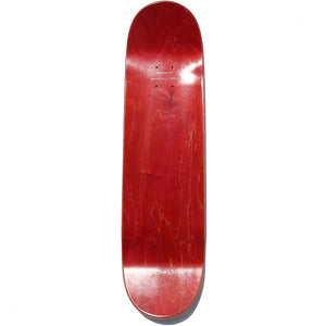 Skateboard Cafe Planet Donut White Deck 8.25""
