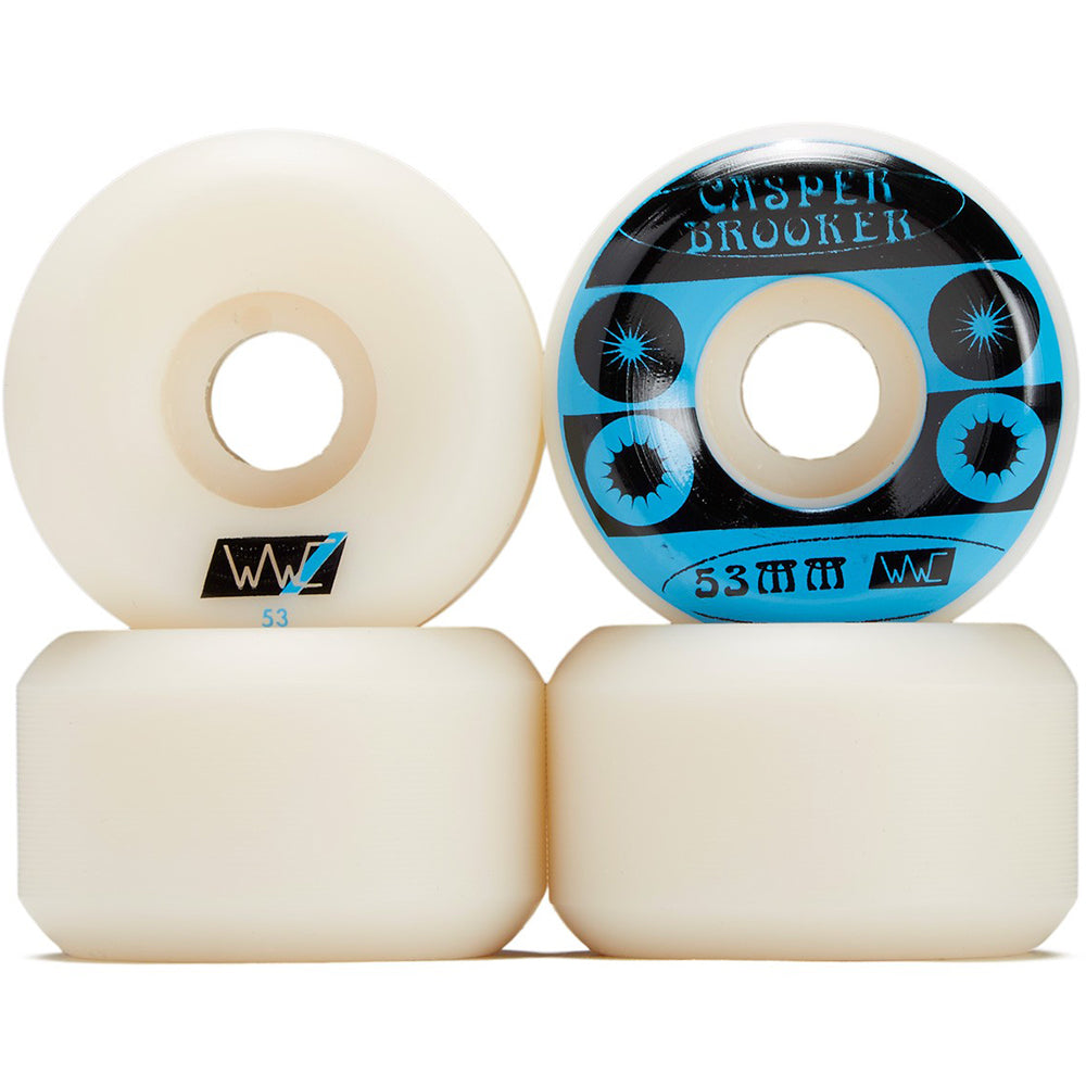 Wayward Casper Brooker Funnel Pro wheels 53mm