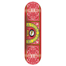 Load image into Gallery viewer, A Third Foot Skate and Lyle red deck 8.25""