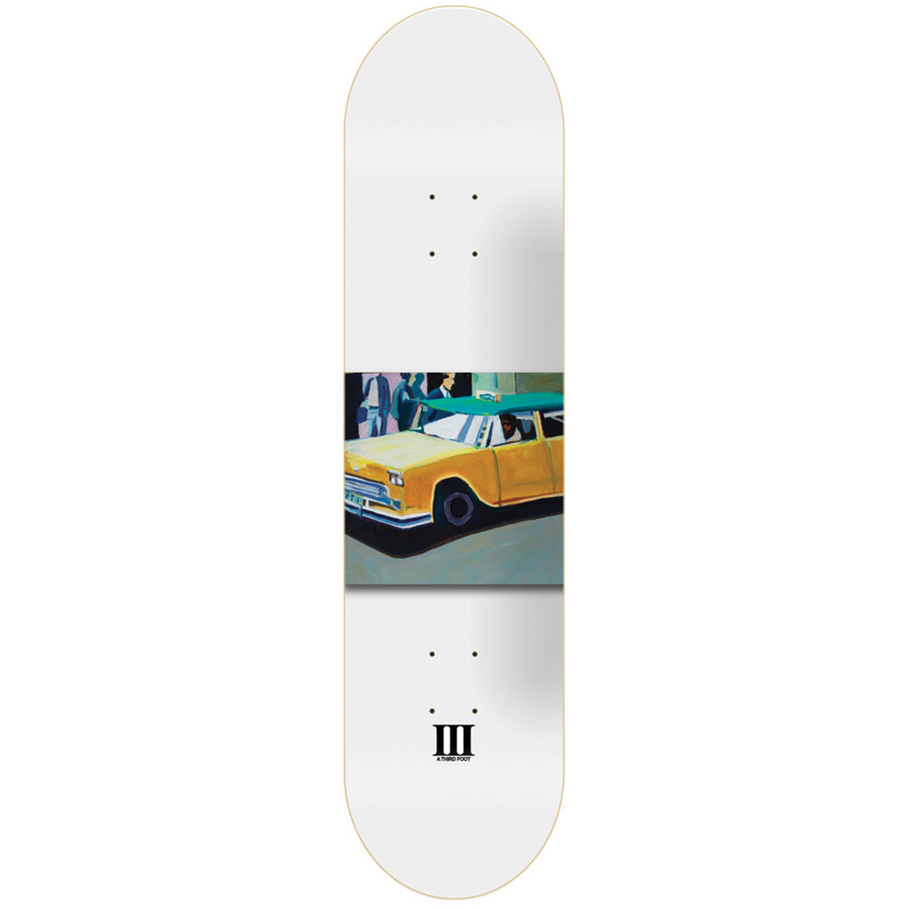A Third Foot Taxi Deck 8.125