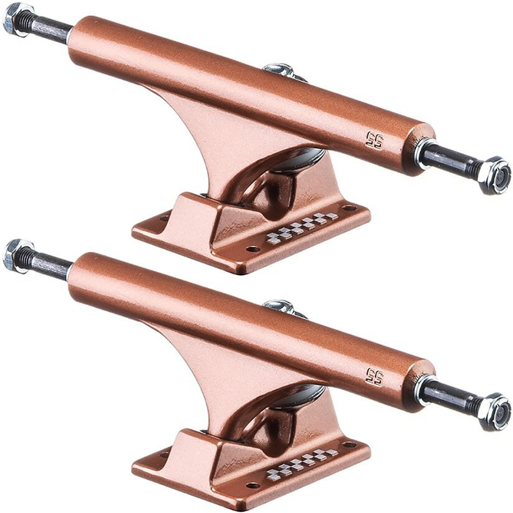 Ace 55 Classic copper trucks 9
